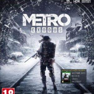 Metro Exodus-Microsoft Xbox One