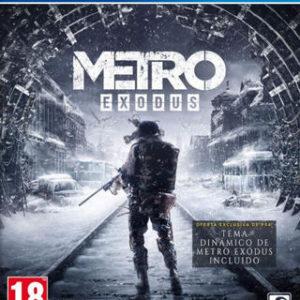 Metro Exodus-Sony Playstation 4