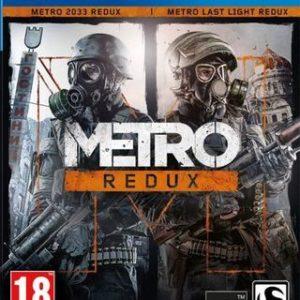 Metro Redux-Sony Playstation 4