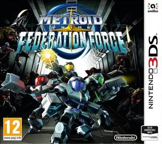 Metroid Prime: Federation Force-Nintendo 3DS