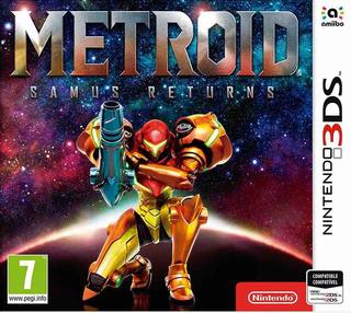 Metroid: Samus Returns-Nintendo 3DS