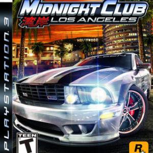 Midnight Club: Los Angeles-Sony Playstation 3