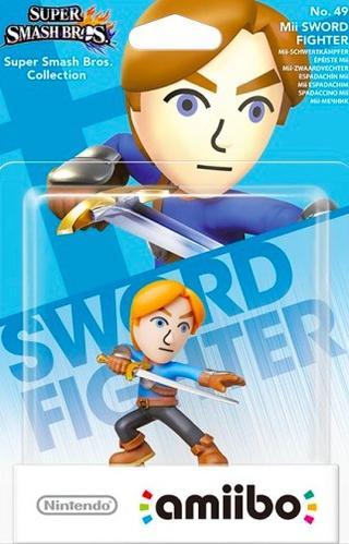 Mii Sword Fighter-amiibo