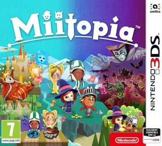 Miitopia-Nintendo 3DS