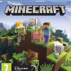 Minecraft Bedrock Edition-Sony Playstation 4