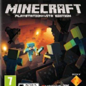 Minecraft: Playstation Vita Edition-Sony Playstation Vita