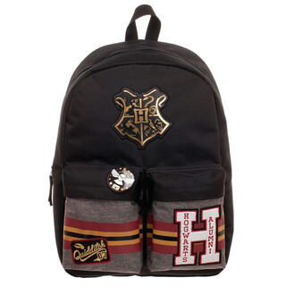 Mochila Parches Harry Potter 44cm-