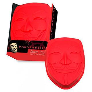 Molde Silicona Mascara V de Vendetta-