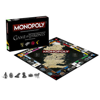 Monopoly Juego de Tronos Hasbro-