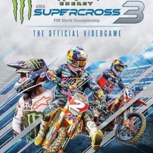 Monster Energy Supercross 3 The Official Videogame-Nintendo Switch