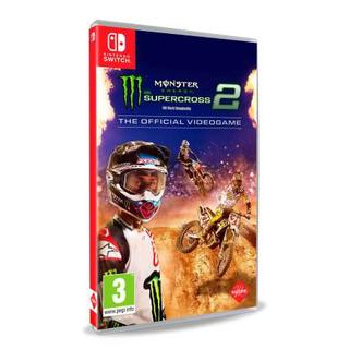 Monster Energy's Supercross 2 The Official Videogame-Nintendo Switch