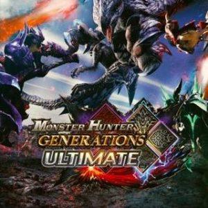 Monster Hunter Generations Ultimate-Nintendo Switch