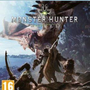 Monster Hunter: World-Sony Playstation 4