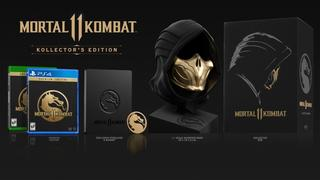 Mortal Kombat 11 Kollector´s Edition-Microsoft Xbox One