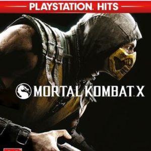 Mortal Kombat X (Playstation Hits)-Sony Playstation 4