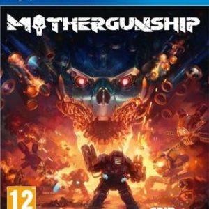 Mothergunship-Sony Playstation 4