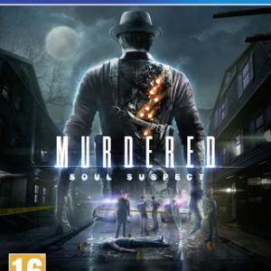 Murdered: Soul Suspect-Sony Playstation 4