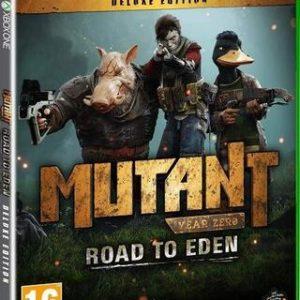 Mutant Year Zero Road to Eden Deluxe Edition-Microsoft Xbox One