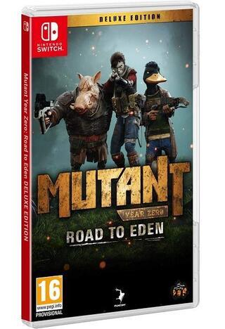 Mutant Year Zero Road to Eden Deluxe Edition-Nintendo Switch