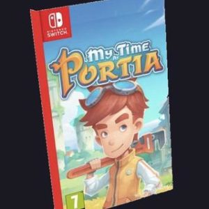My Time at Portia-Nintendo Switch