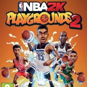 NBA 2K Playgrounds 2-Microsoft Xbox One