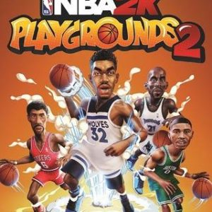 NBA 2K Playgrounds 2-Nintendo Switch