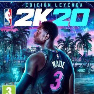 NBA 2K20 Edición Leyenda-Sony Playstation 4