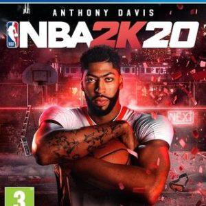 NBA 2K20-Sony Playstation 4