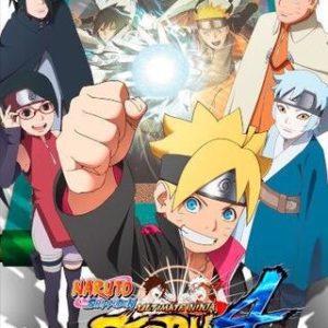 Naruto Shippuden Ultimate Ninja Storm 4: Road to Boruto-Nintendo Switch