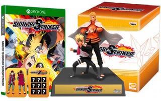 Naruto to Boruto Shinobi Striker Collector Edition-Microsoft Xbox One