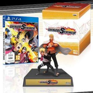 Naruto to Boruto Shinobi Striker Collectors Edition-Sony Playstation 4