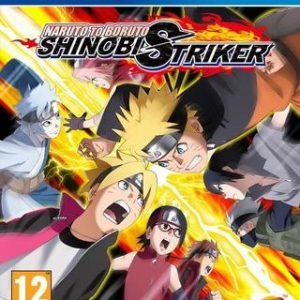 Naruto to Boruto Shinobi Striker-Sony Playstation 4