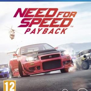 Need for Speed Payback-Sony Playstation 4