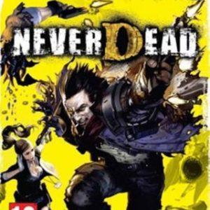 NeverDead-Microsoft Xbox 360