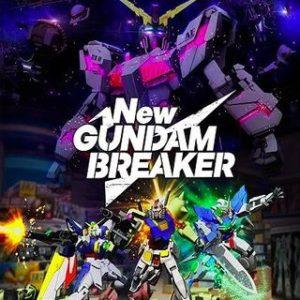 New Gundam Breaker-Sony Playstation 4