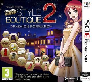 New Style Boutique 2: Marca Tendencias-Nintendo 3DS