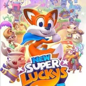 New Super Luckys Tale-Nintendo Switch