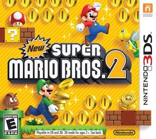 New Super Mario Bros. 2-Nintendo 3DS