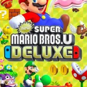 New Super Mario Bros. U Deluxe-Nintendo Switch