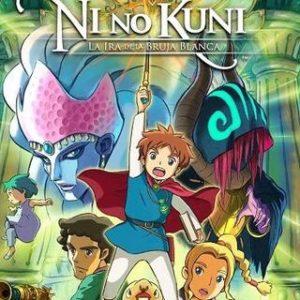 Ni No Kuni: La Ira de la Bruja Blanca-Nintendo Switch
