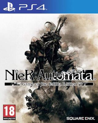 Nier Automata Game of the Yorha Edition-Sony Playstation 4