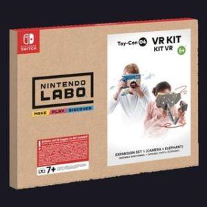 Nintendo Labo Kit de VR - Set de Expansión 1-Nintendo Switch