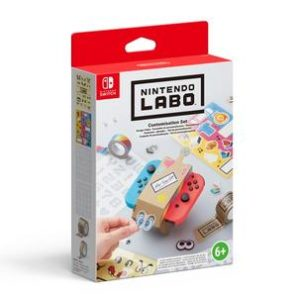 Nintendo Labo Set de Personalización-Nintendo Switch