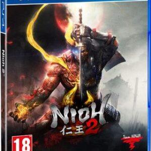 Nioh 2-Sony Playstation 4