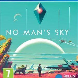 No man's sky-Sony Playstation 4