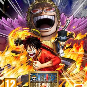 One Piece: Pirate Warriors 3-Sony Playstation Vita