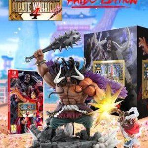One Piece Pirate Warriors 4 Kaido Edition (Coleccionista)-Nintendo Switch