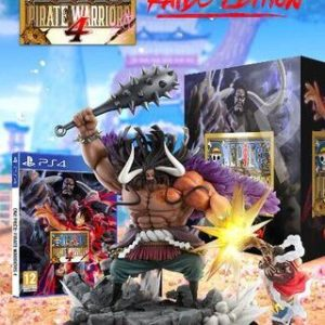 One Piece Pirate Warriors 4 Kaido Edition (Coleccionista)-Sony Playstation 4
