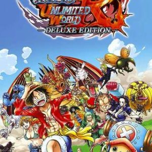 One Piece: Unlimited World Red-Nintendo Switch