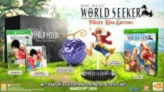 One Piece World Seeker The Pirate King Edition-Microsoft Xbox One